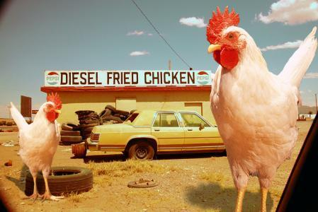 Diesel friend chicken