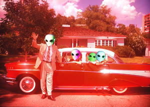 greetings from roswell